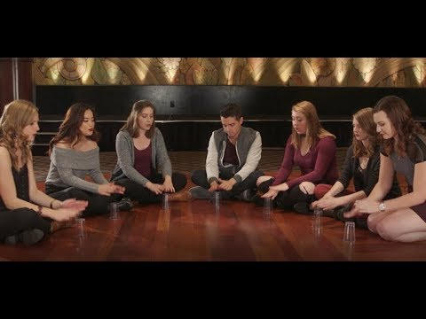 pitch perfect 3 tanner learns the cup song youtube. Black Bedroom Furniture Sets. Home Design Ideas