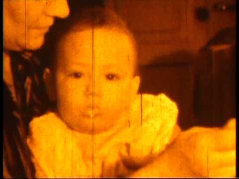 Маленький Лёня Азбель. Архивное видео 1965 года.