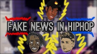 Fake News in Hip Hop