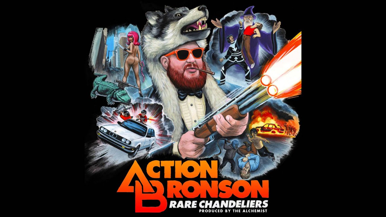 Action Bronson & The Alchemist Rare Chandeliers Full Album