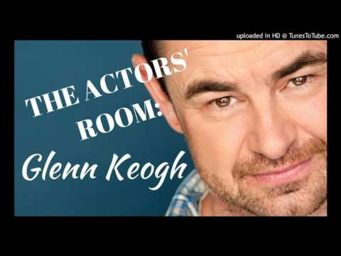 The Actors' Room  Glenn Keogh Transformers, Once Upon a Time