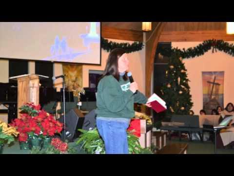 2011 Journey To Bethlehem Greenville First Church Of The Nazarene