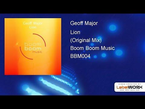 Geoff Major - Lion (Original Mix)