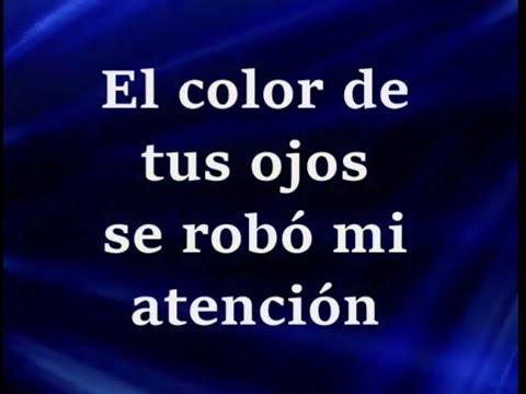 El Color De Tus Ojos Letra Banda Ms
