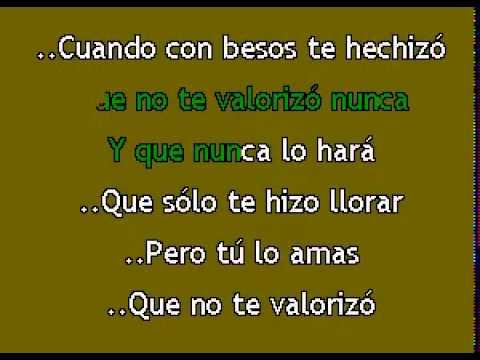 Karaokanta - Don Omar - Pobre diabla
