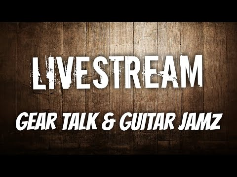 What Music Stores Should I Visit In Vegas?  - Guitar Jamz (Live @ 2:15pm PST)