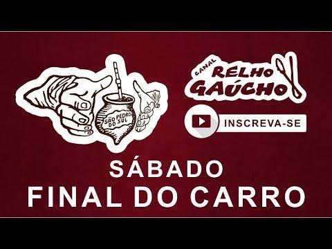 FINAL DO CARRO 0KM - XXXVII Rodeio Crioulo de São Pedro do Sul