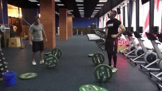 3d online CrossFit Games WOD 1 (demo version).MTS