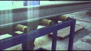 АОКС BML86-LT дробеструйная установка(АОКС BML86-LT (работа настроенной камеры) Установка дробеструйной очистки труб и металлопроката в автоматичес..., 2012-07-27T09:16:21.000Z)