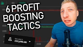 6 Ways To Boost Your Matched Betting Profits
