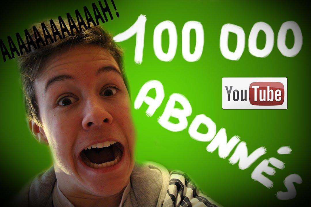 Seb la Frite – 100 000 abonnés !