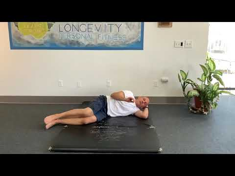 Your Mindful Move #5: Side-Lying