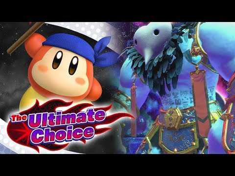 THE FINAL BATTLE AGAINST THE TRUE FINAL BOSS!! Kirby Star Allies - The Ultimate Choice (Soul Melter)