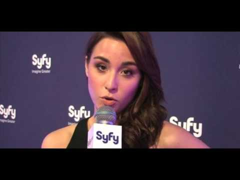 Allison Scagliotti Answers Facebook Questions