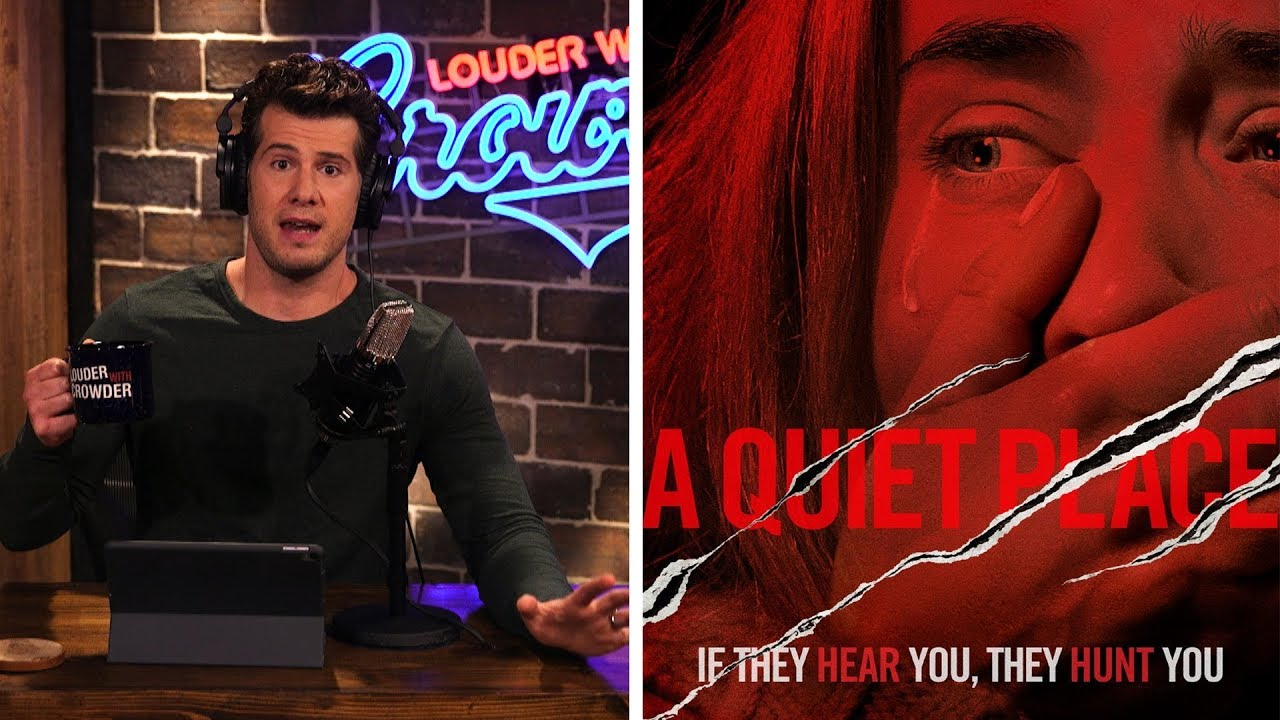 'A QUIET PLACE' MOVIE REVIEW: Why Liberals HATE It...