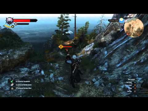 Witcher 3: The Wild Hunt--Archetype Videos, Adrenaline Rush
