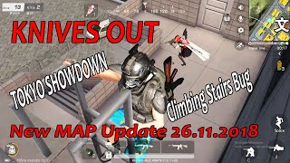 Knives Out PC New MAP Update...26.11.2018