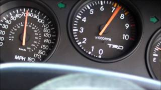 Supra speedo video, 1099 rwhp JamieP.