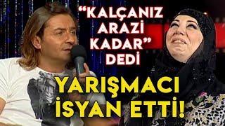 Armağan Çağlayan, Kalçanız Arazi Kadar Dedi Yarışmacı isyan Etti - Popstar