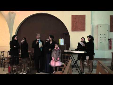 St Francis Xavier feast in paris 3rd december  2011 part 01.mov