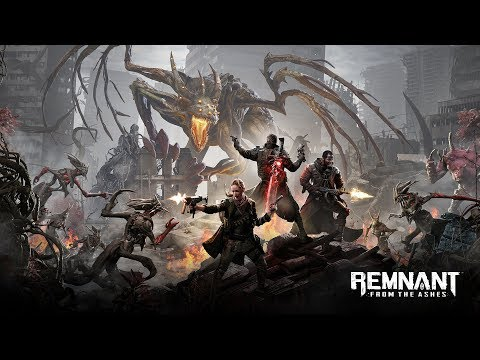 Remnant: From the Ashes Gameplay - YouTube