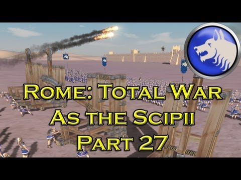 rome total war campaign scipii - photo#16