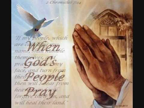 When God S People Pray By Wayne Watson Youtube