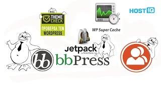 видео Выбираем систему комментирования для WordPress