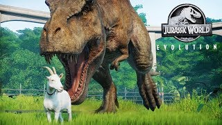 JURASSIC WORLD EVOLUTION - VIAJE A LA *TERCERA ISLA* #3