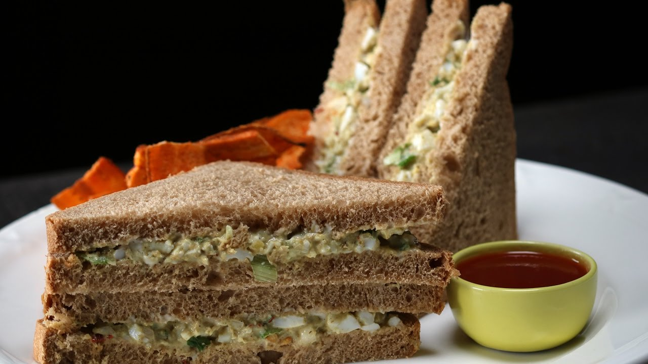 how to make veg sandwich by sanjeev kapoor