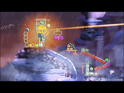Angry Birds 2: Daily Challenge - Wednesday: Chuck's Challenge (02/21/2018)
