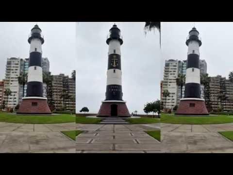 Conoce Miraflores, Visitamos Miraflores en Lima Perú, Meet Miraflores, Lima Miraflores visited Peru