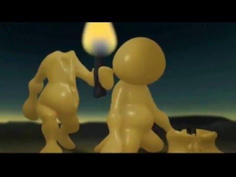 Психологическая притча мультфильм о свечах и людях