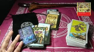 Kartu Tarot Hari Ini: Memulai …