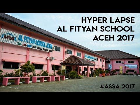 HYPER LAPSE - Al Fityan School Aceh
