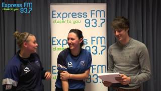 GRFSTV: Behind the scenes with Portsmouth FC Ladies