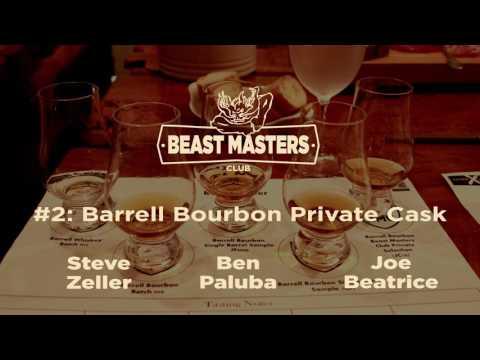 Beast Masters Club #2: Barrell Bourbon Private Cask