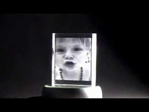 Технология изготовления фото в стекле