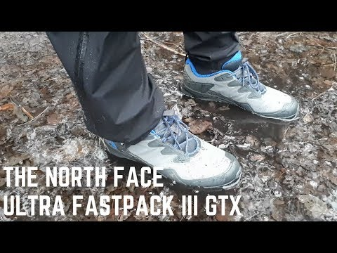 696137d3371 The North Face Ultra Fastpack III GTX - Tested & Reviewed - YouTube