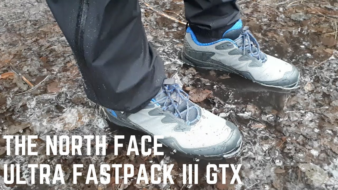 The North Face Ultra Fastpack III GTX - Tested   Reviewed - YouTube 6e09df02ac4