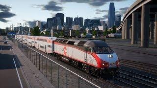 Train Sim World 2020 Live: Peninsula Corridor MP36PH-3C DLC