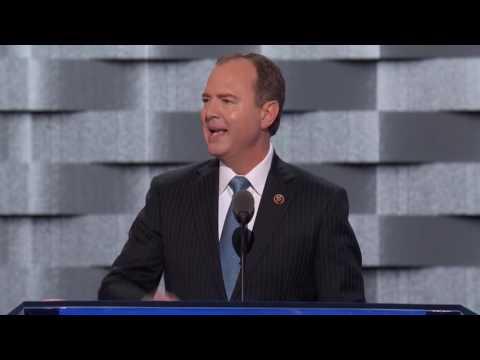 Representative Adam Schiff at DNC 2016