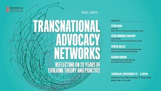 Baixar Transnational Advocacy Networks: Reflecting on 20 years of Evolving Theory and Practice