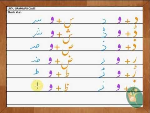 urdu haroof e tahaji pdf