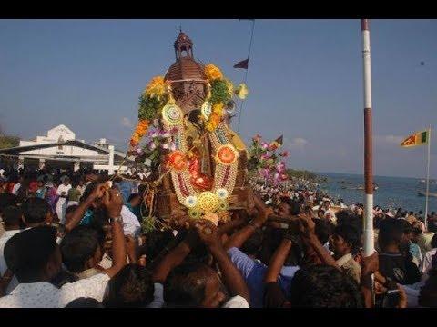 இன்று துவங்குகிறது கட்சத்தீவு திருவிழா : 2000 தமிழர்கள் பங்கேற்பு   Katchatheevu church fest