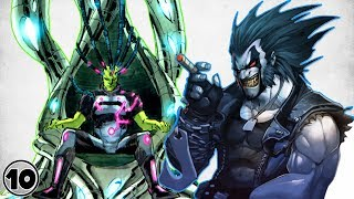 Top 10 Alien Super Villains Who Could Destroy The Earth