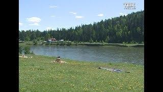 В Красноярске открылись платные пляжи