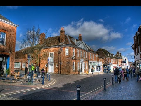Places To See In ( Alton - UK )