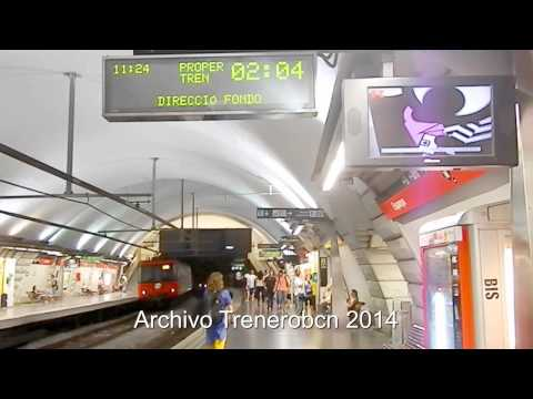 L1 L3 Estacion De Espanya