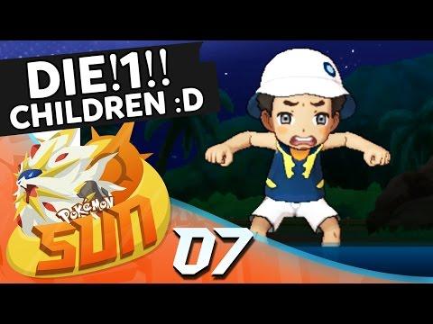 【Let's Play POKEMON SUN!!】 NEVER TRUST A GUY NAMED KALEB...